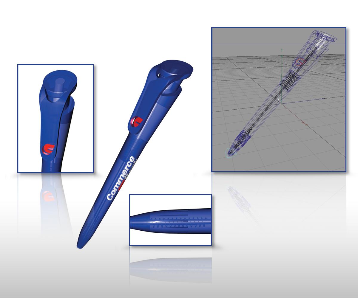 Commerce Pen