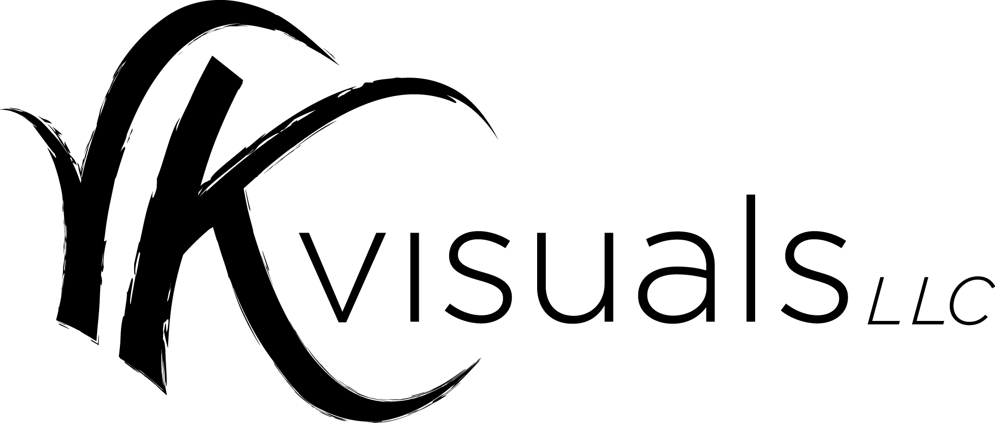 VK Visuals LLC Retina Logo