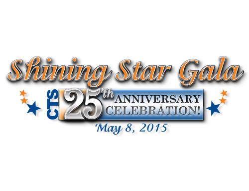 CTS Shining Star Gala Logo