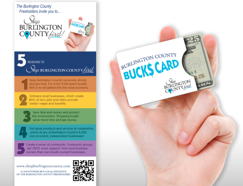 Shop Burlington County First Bucks Card